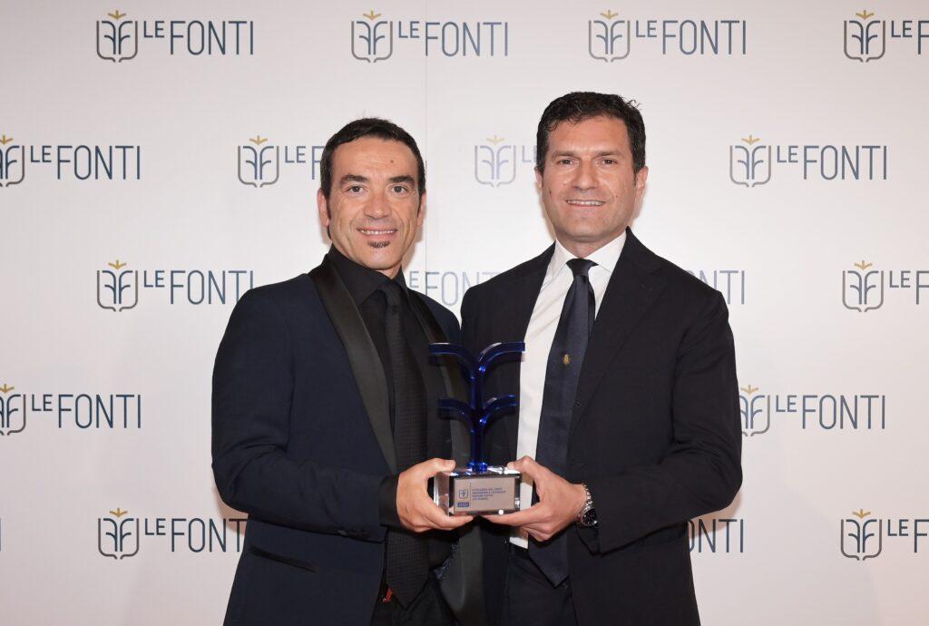 Le Fonti award_Filippo Surace e Renato Del Grosso